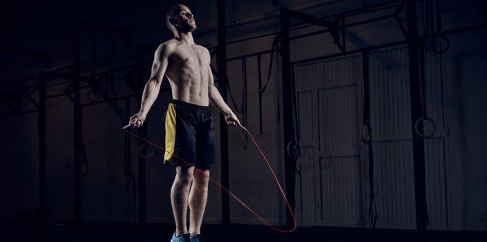 Какие мышцы задействованы в прыжках со скакалкой