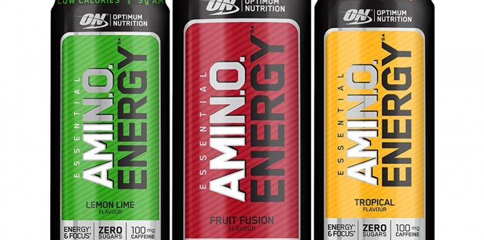 Optimum Nutrition Amino Energy а новой форме