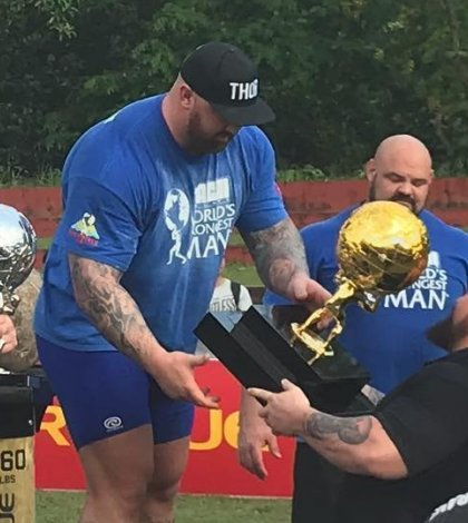 World's Strongest Man 2018 - результаты