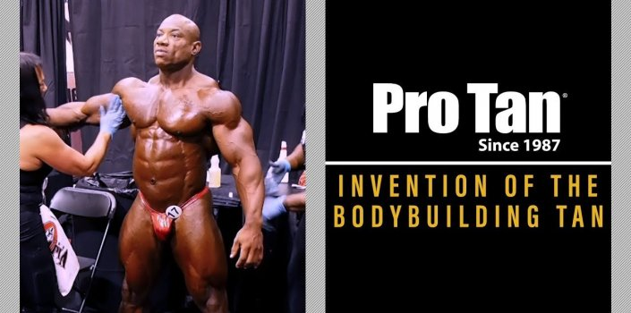Документальный фильм Pro Tan: Invention Of The Bodybuilding Tan