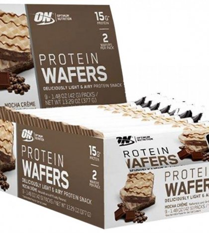 Protein Wafers - новинка от Optimum Nutrition