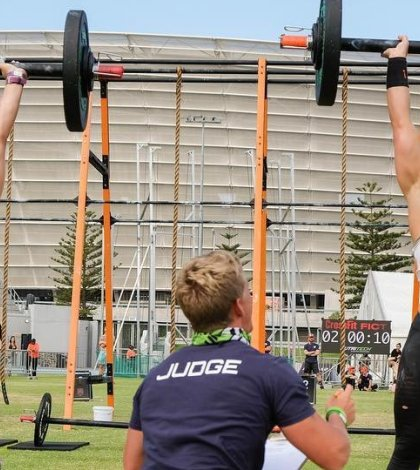 Результаты Fittest in Cape Town