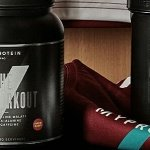 3 новых вкуса The Pre-Workout от Myprotein