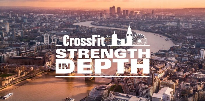 Результаты CrossFit Strength in Depth