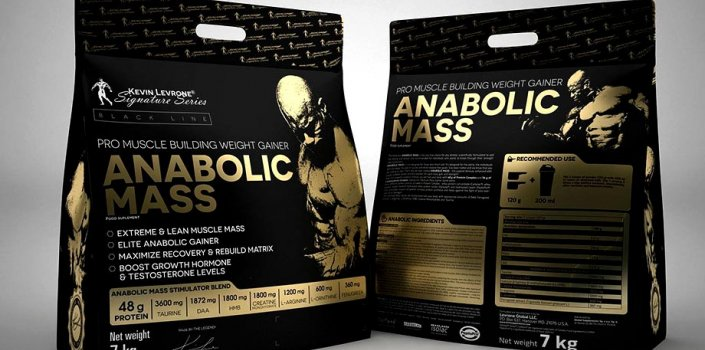 Anabolic Mass - новинка от Kevin Levrone's Signature Series