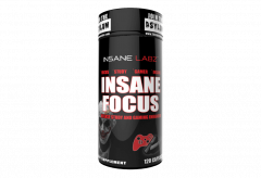 Insane Focus (120 капс)