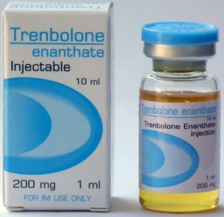 Trenbolone Enanthate (200 мг/мл)
