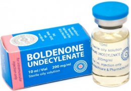 Boldenone Undecylenate (200 мг/мл)
