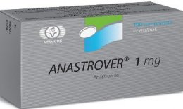 Anastrover (1 мг)