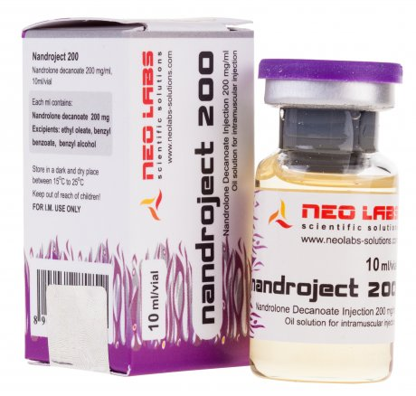 Nandroject 200 (200 мг/мл)