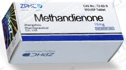 Methandienone 10mg (10 мг)