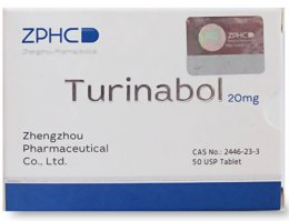 Turinabol 20mg (20 мг)