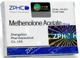 Methenolone Acetate (25 мг)