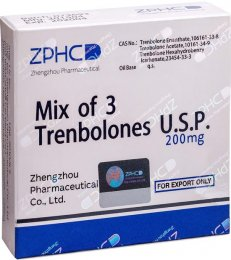 Mix of 3 Trenbolones (200 мг/мл)