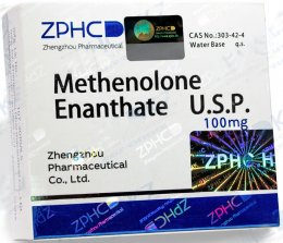 Methenolone Enanthate (100 мг/мл)