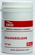 Oxandrolone (10 мг)