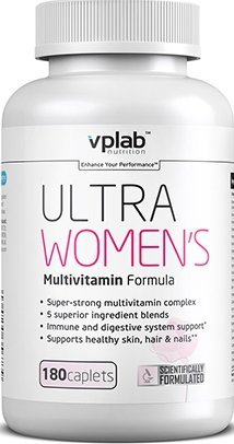 Ultra Women's Multivitamin Formula (180 капс)