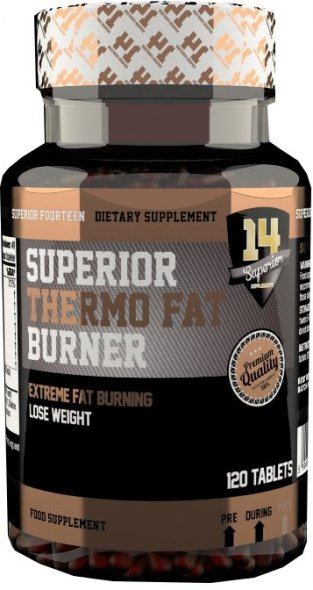Superior Thermo Fat Burner (120 капс)