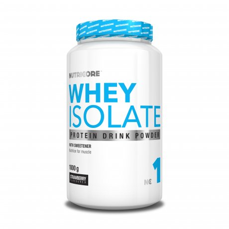 Whey Isolate Nutricore (1000 гр)