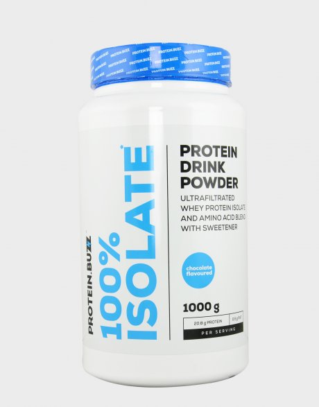 100% Isolate Protein.Buzz (1000 гр)