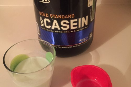 Казеин 100% Gold Standard Casein Optimum Nutrition