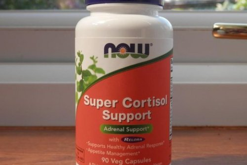Снижение кортизола с Super Cortisol Support